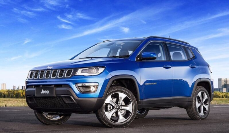 Jeep Compass 1.6 Limited Diesel pieno