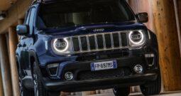 Noleggio Lungo Termine Jeep Renegade km illimitati 1.3 Limited PHEV Hybrid