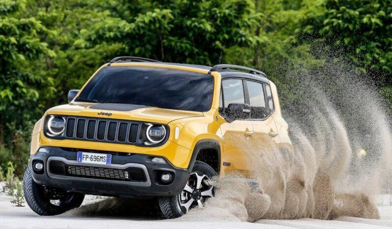 Noleggio Lungo Termine Jeep Renegade km illimitati 1.3 Limited PHEV Hybrid pieno