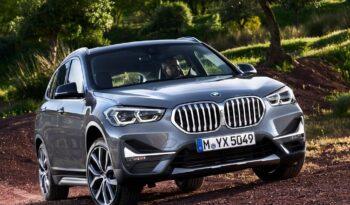 Noleggio Lungo Termine BMW X1 BUSINESS ADVANTAGE pieno