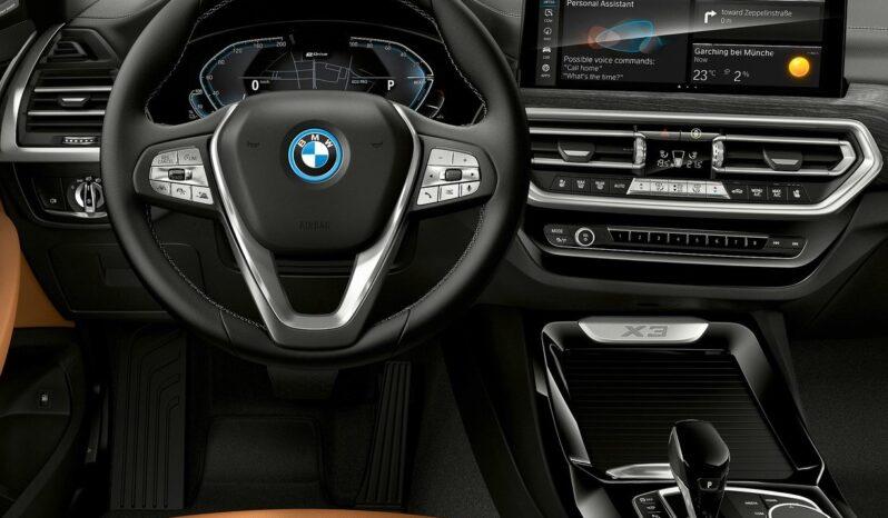 Noleggio Lungo Termine BMW X3 xDrive 20d MH48V Msport pieno